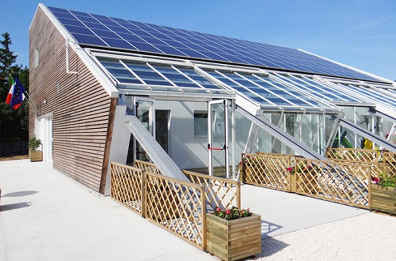 Monitoraggio Impianto Fotovoltaico San Firmano