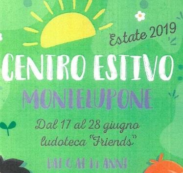 Centro Estivo 6-14 anni (banner)
