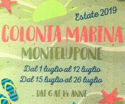 Colonia Marina 6-14 anni (banner)