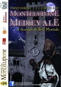 Montelupone Medievale - Il Potere del Denaro A4 Fronte